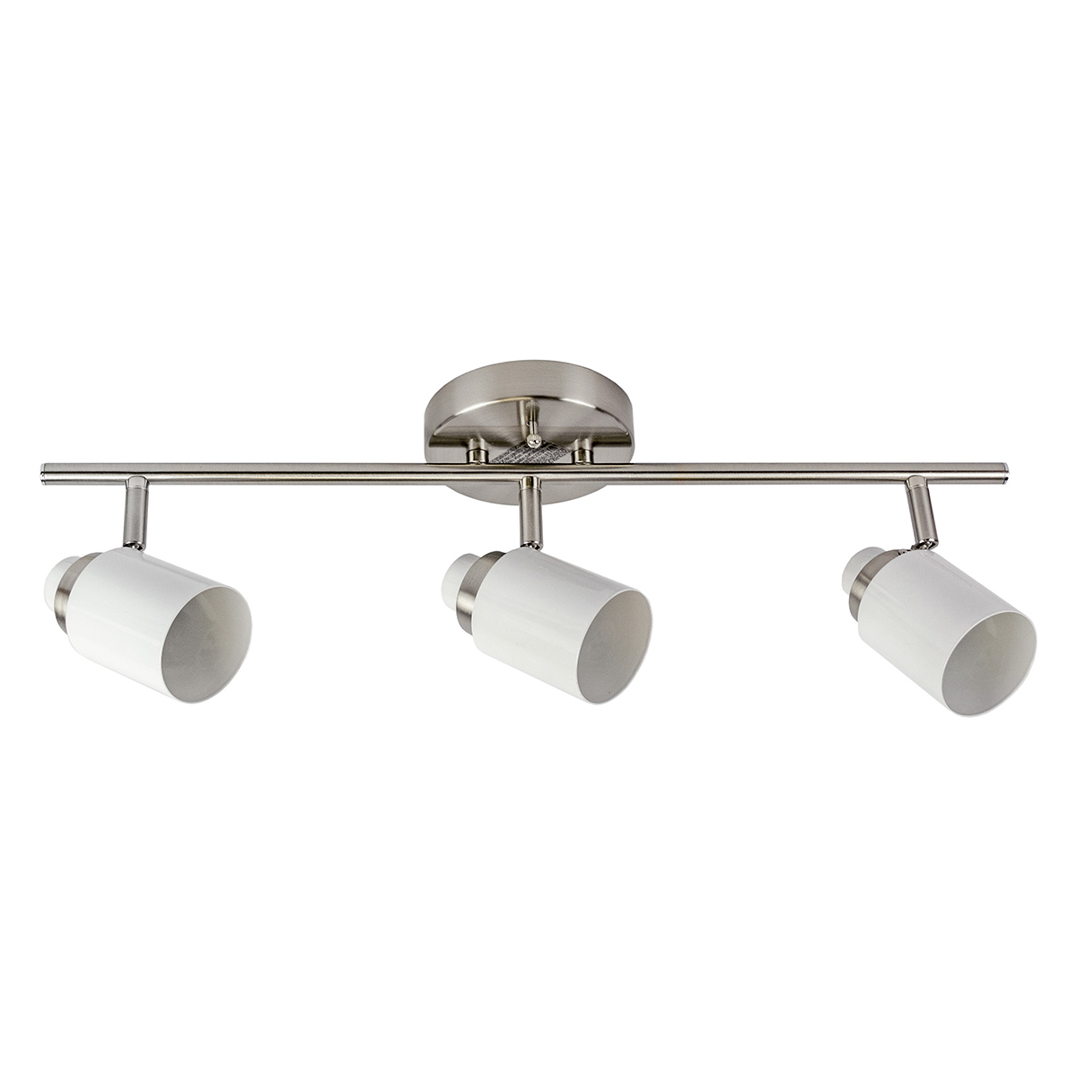 Catalina Lighting 3 Light Track Bar, White
