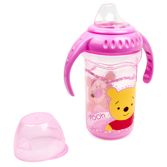 Danawares Silicone Baby Sippy Cup with Handle