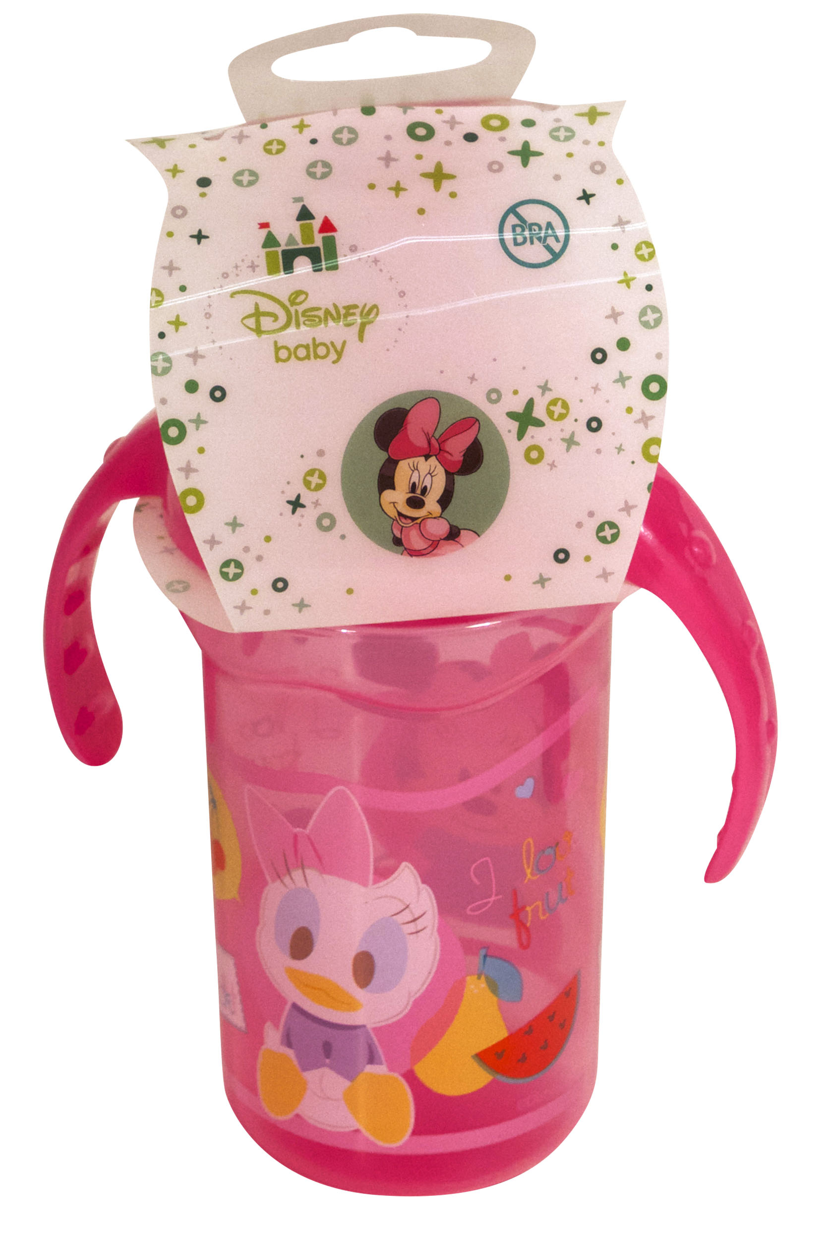 Baby Silicone Sippy Cup with Handle Girls
