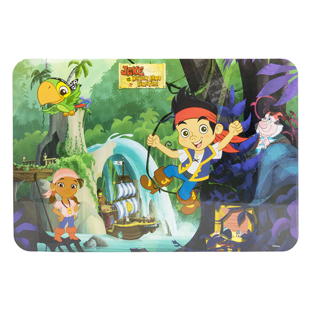 Danawares Jake and the Never Land Pirates Placemat, Boys