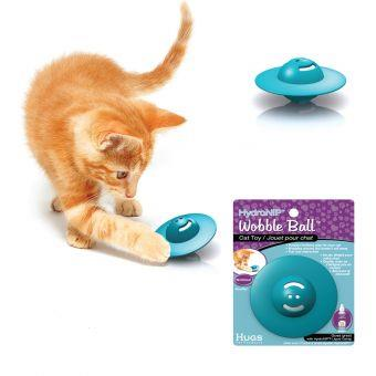 Hugs Wobble Ball Cat Toy