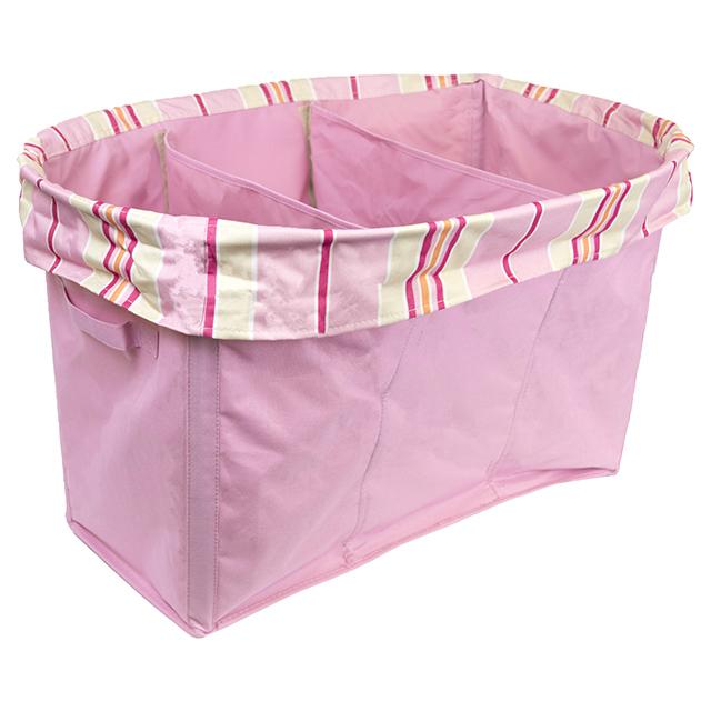 Large Laundry Sorter Inspiration Neat Freak Large Fabric Triple Laundry Sorter Strategic