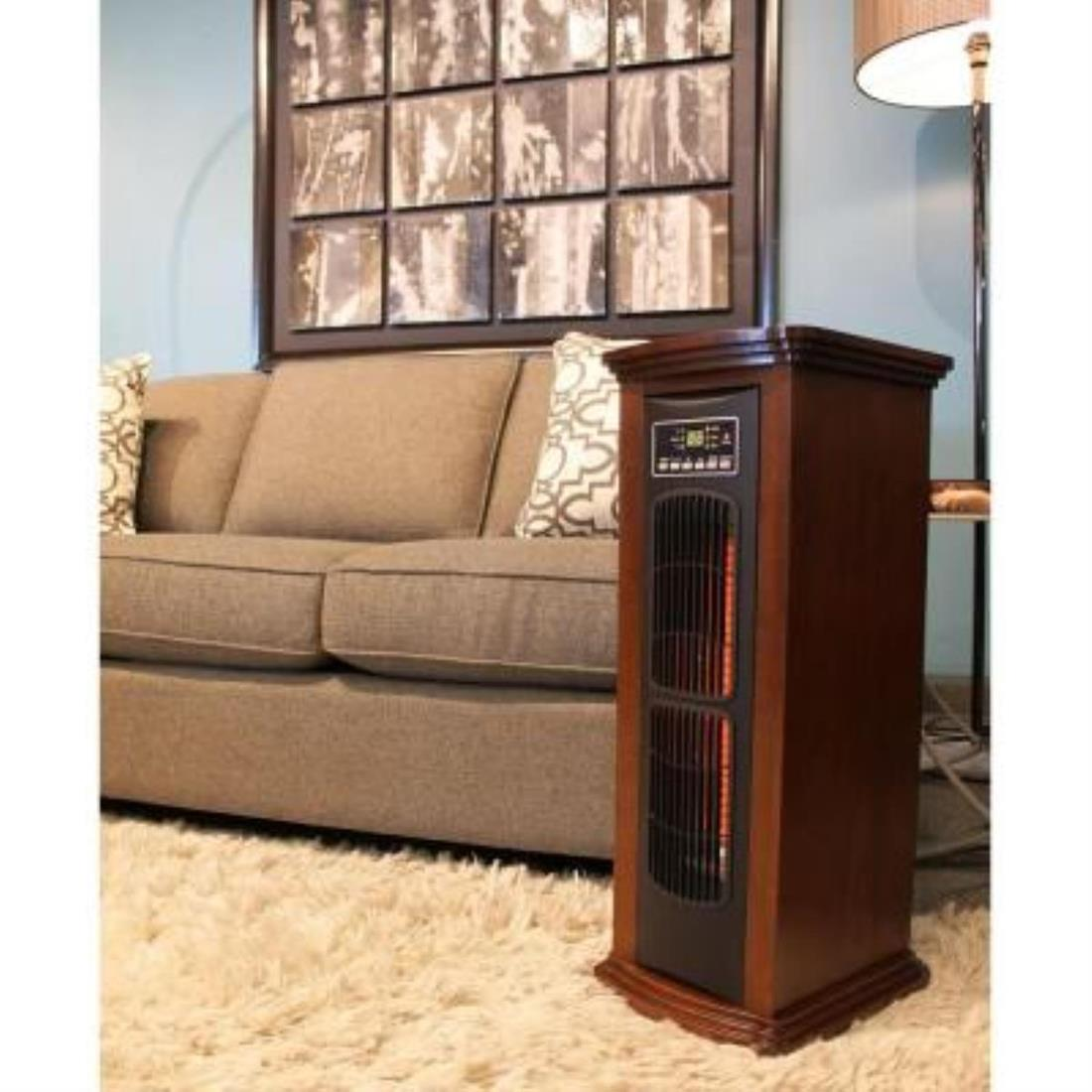 American Comfort 6-Element Infrared Tower Heater