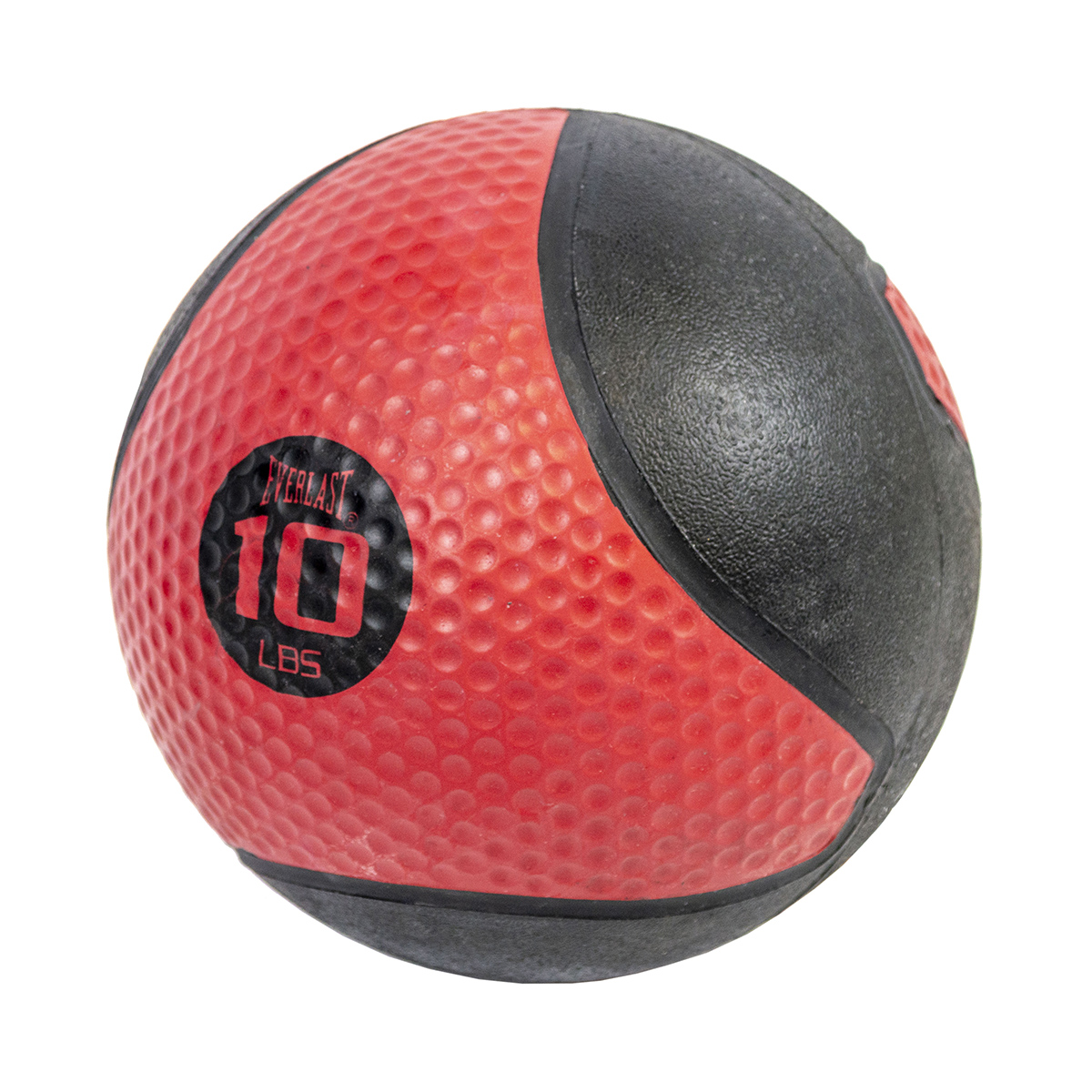 Everlast 10 lb. Hard Medicine Ball