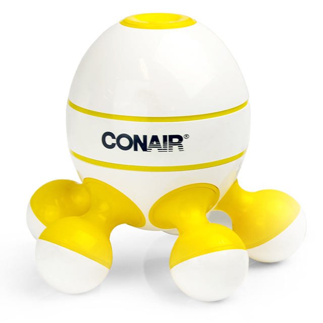 Conair Mini-Bot Massager Vibration with 5 ArmS