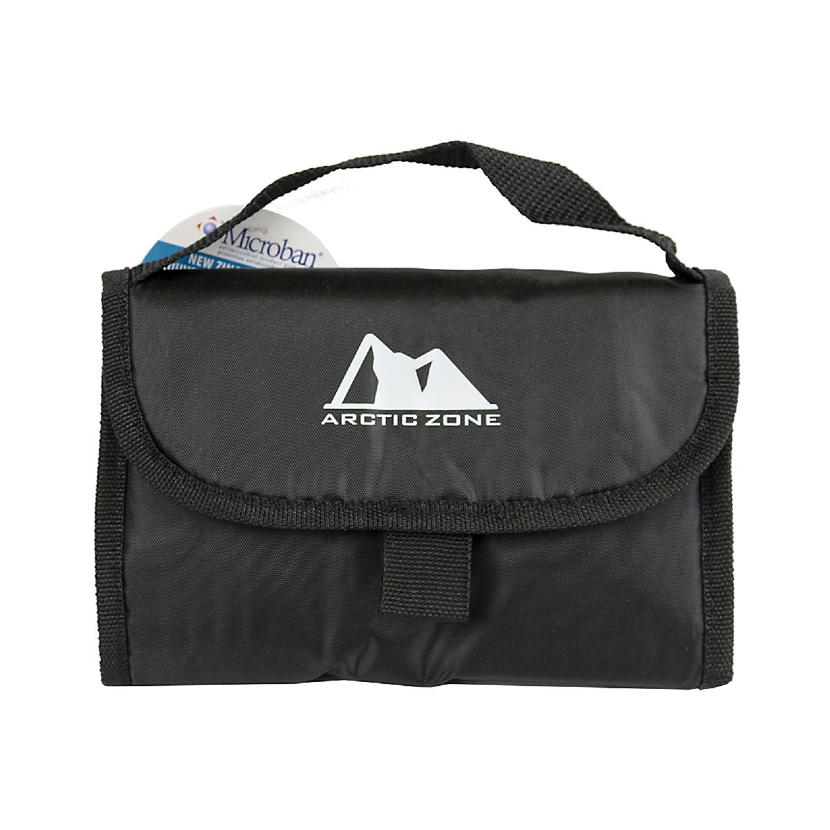 Arctic Zone Insulated Lunch Bag Black