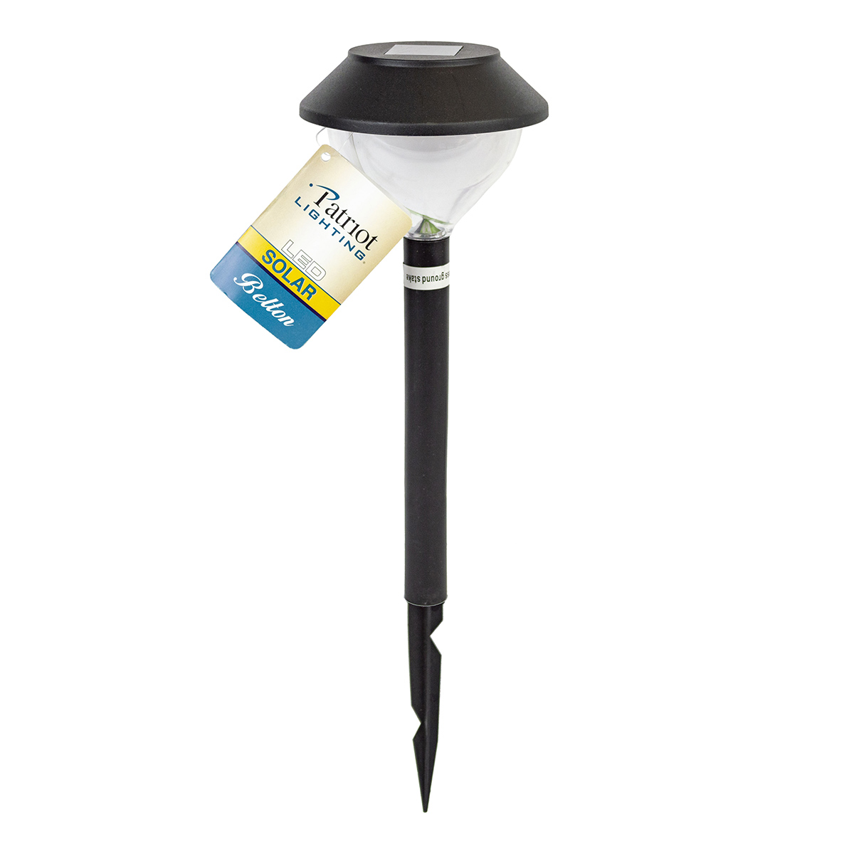 Alpan Mini Solar Light 1.2 Lumens, Black
