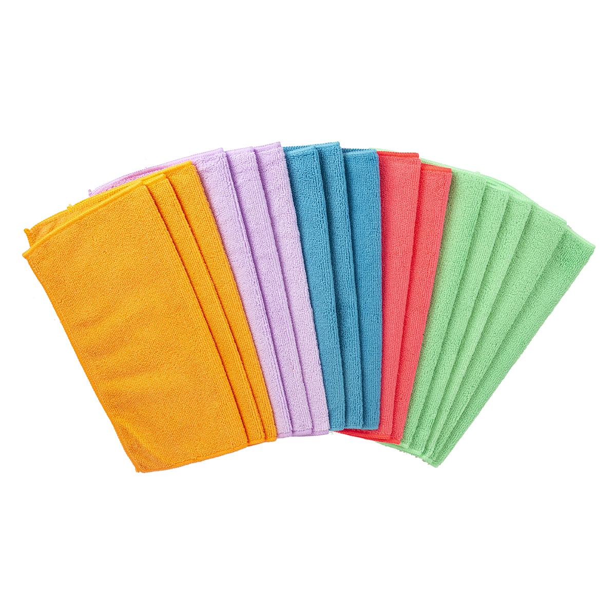 Home Ease Microfiber Kitchen Towel Assorted Colors