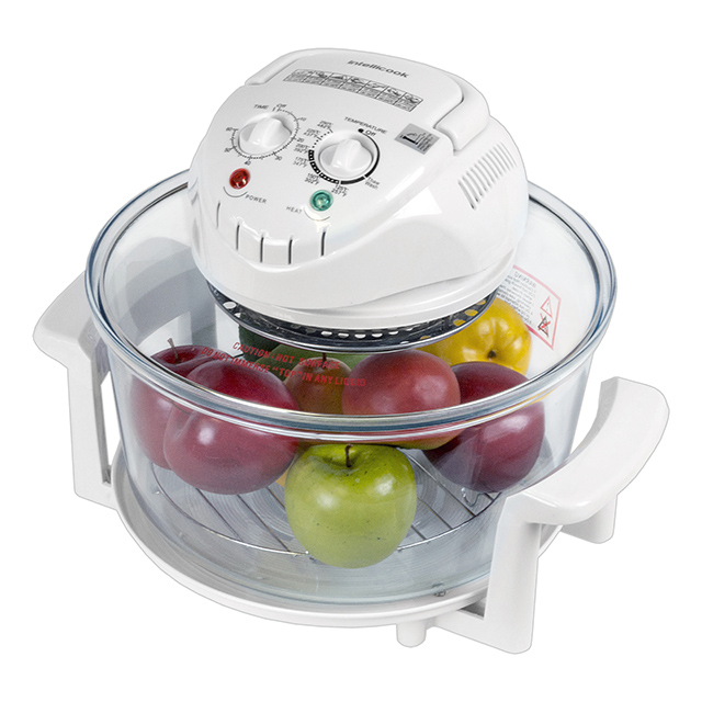 Intellicook Energy Efficient Tabletop Halogen Cooker