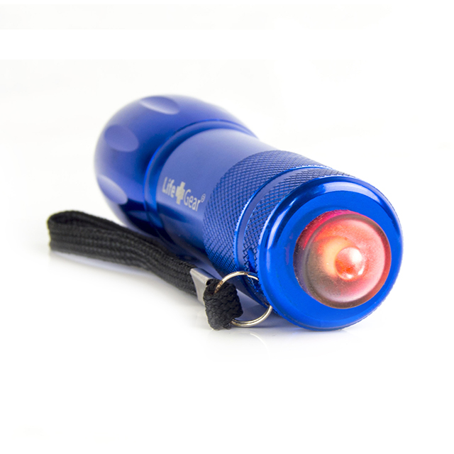 Life Gear Aluminum Flashlight