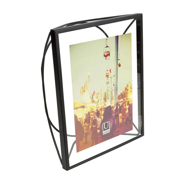 Umbra Arca 5 x 7 Photo Frame, Black | Strategic Merchandise Group